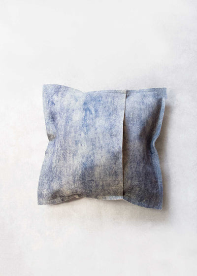 Boro Felted Wool Pillow