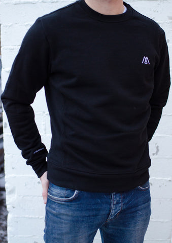 Monogram Crewneck Sweater