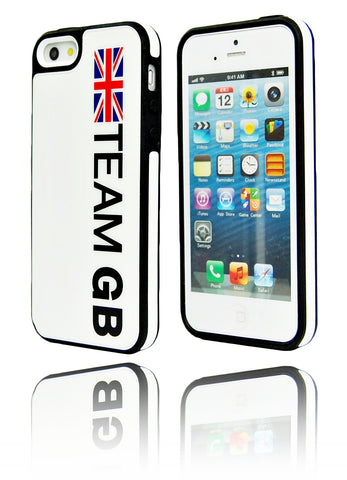 iPhone 5 5S SE Team GB great Britain case