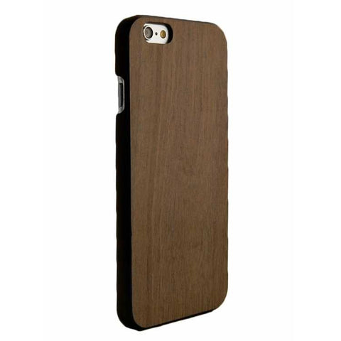 iPhone 6 6S Walnut Real Wood slim case