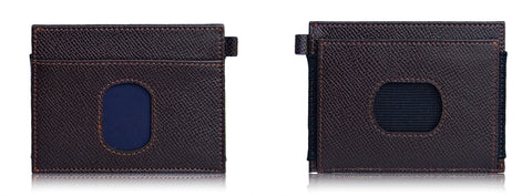 URBAN SLIM WALLET - Minimalist Slim Leather Wallet