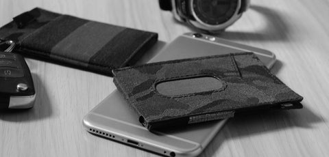 Urban x-flex slim Camo wallet