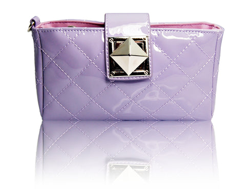 SmartPhone fashion Clutch wallet Purple color