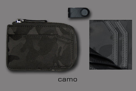 X-Pocket RFID Slim Wallet