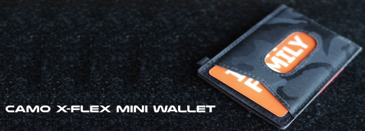 xFlex mini slim wallet