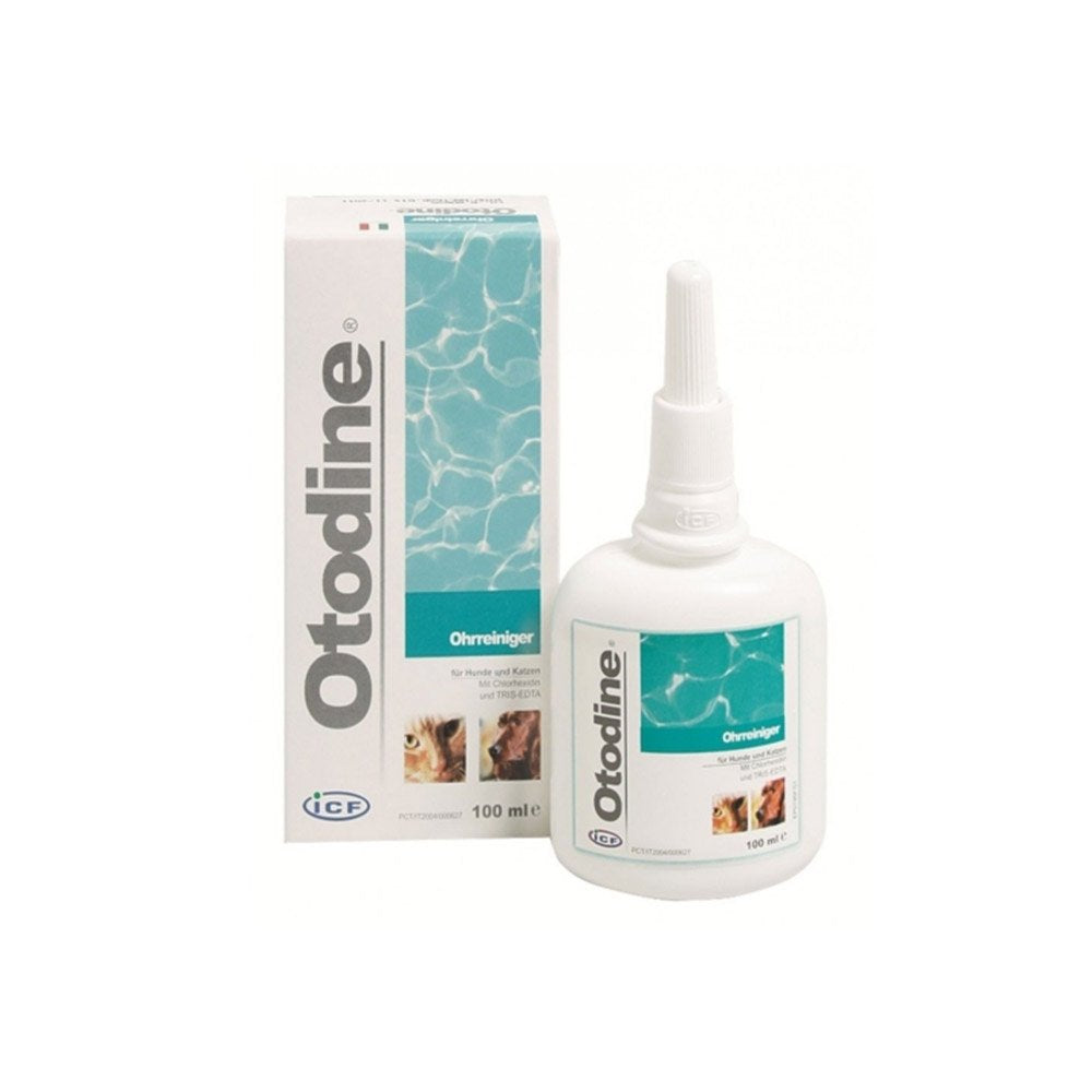 Cif fatro Otodine Headset Solution for Dogs and Cats – 100 ml