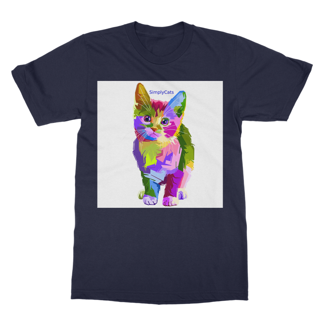 SimplyCats Classic Adult T-Shirt