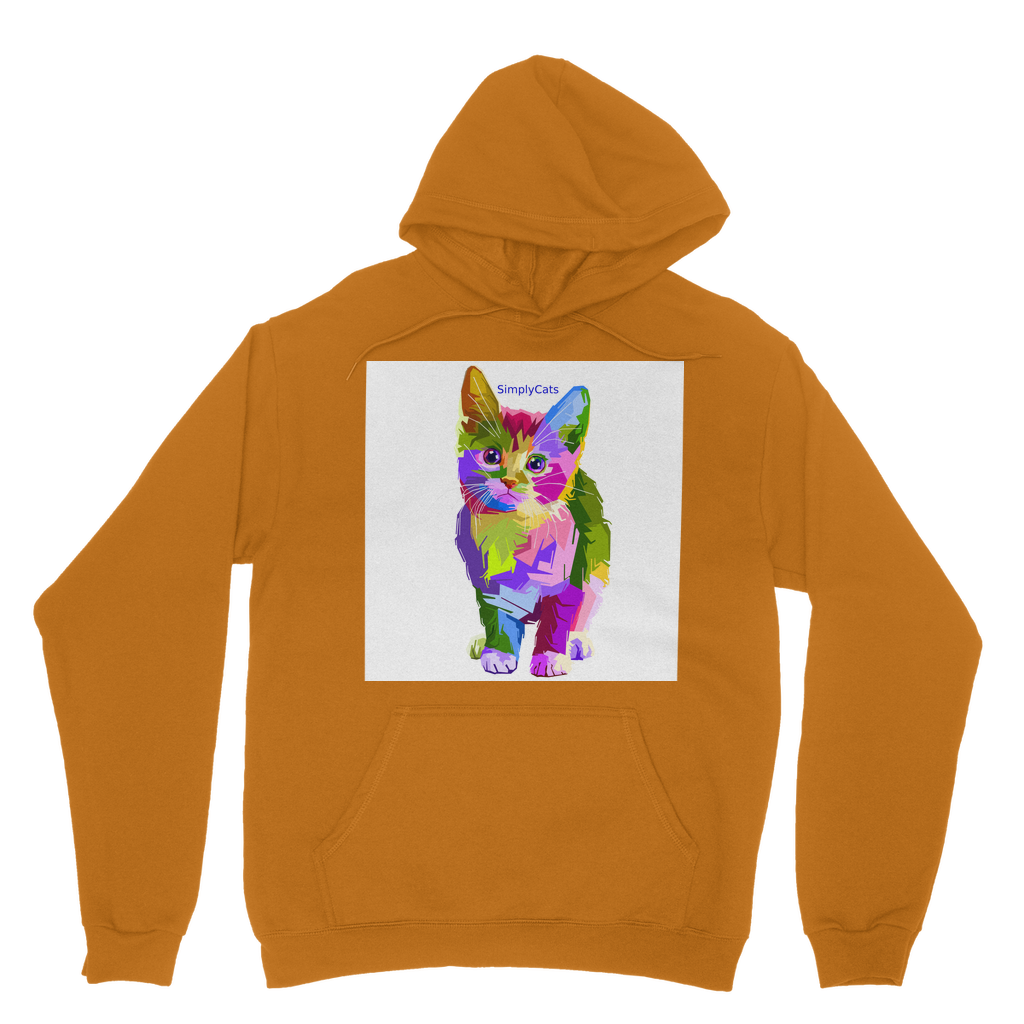SimplyCats Classic Adult Hoodie