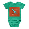 Mine-Craft Classic Baby Onesie Bodysuit