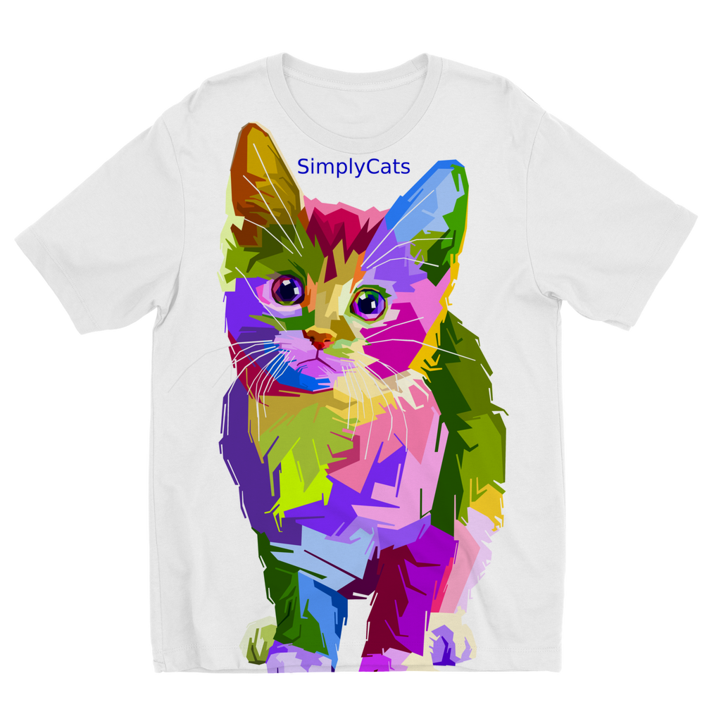 SimplyCats Sublimation Kids T-Shirt