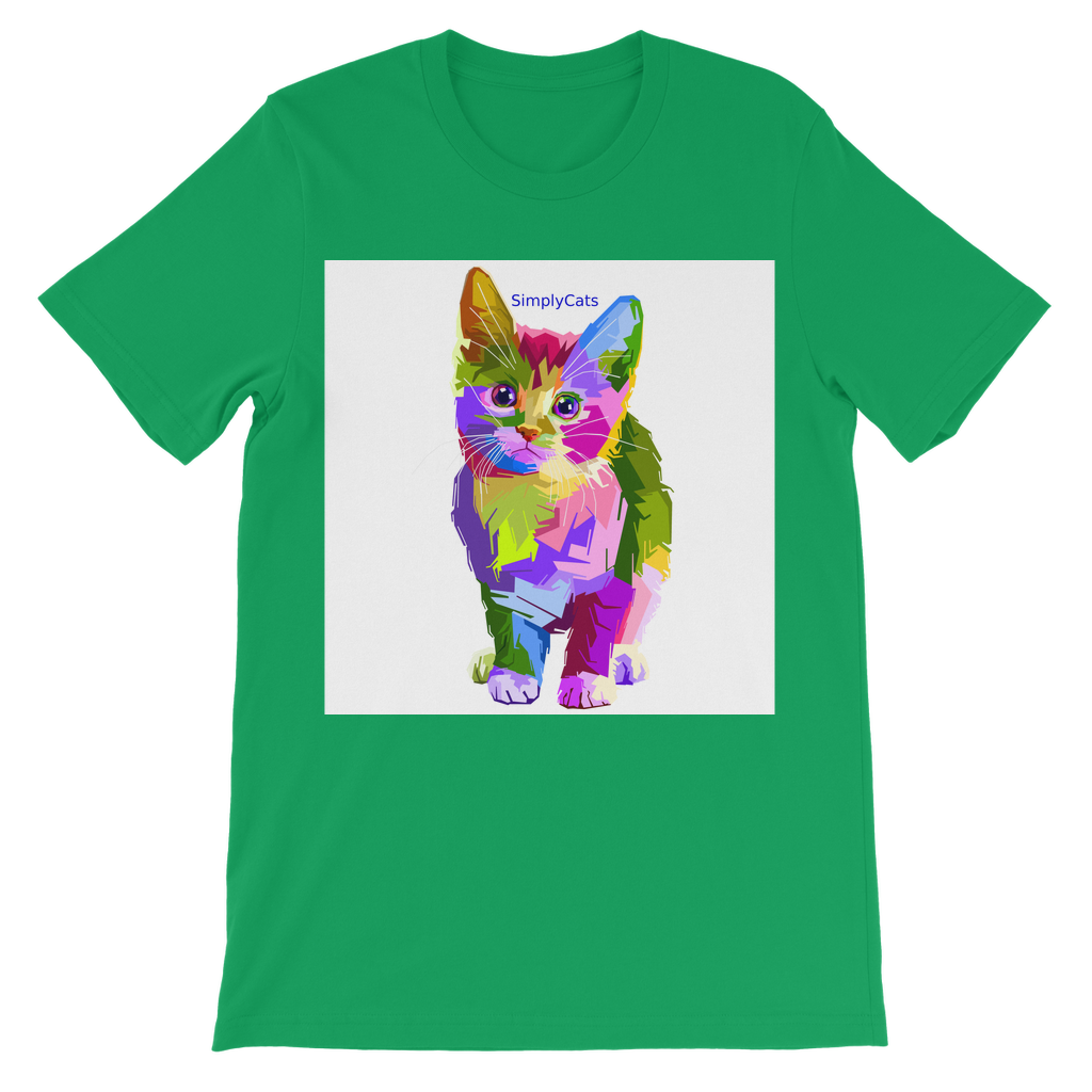 SimplyCats Classic Kids T-Shirt