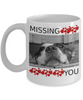 Dog Coffee Mug | I Miss My Dog | Funny quotes | Ceramic | 11oz