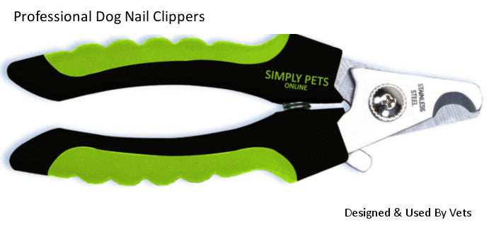 Professional Dog Nail Clippers. Sage easy clipping