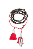Mamapacha black with red tassel