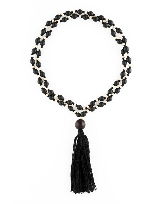 Sonteki Black / White Mala