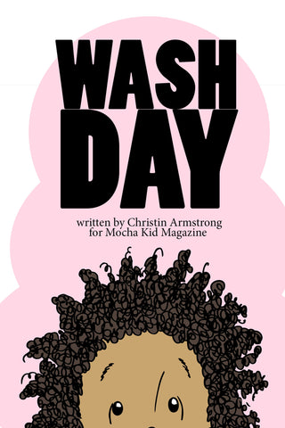 Wash Day Book (Print Copy)