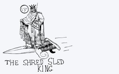 Shred Sled King