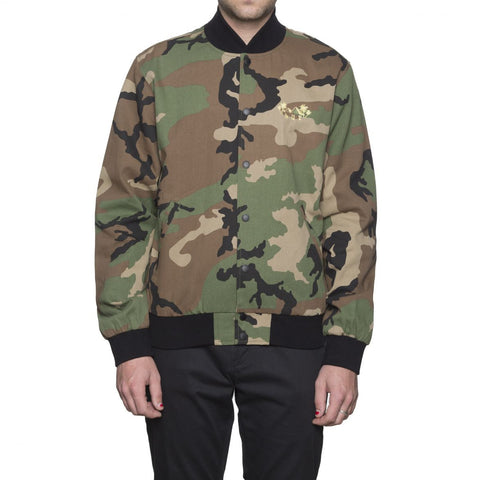 HUF KINGSTON JACKET