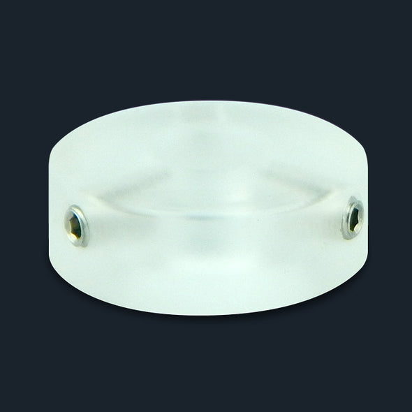 Clear Acrylic Barefoot Button V2