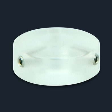 Skirtless Clear Acrylic Barefoot Button V1