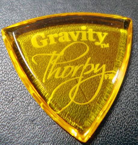 Custom ThorpyFx Gravity Guitar Pick