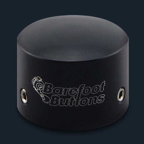 Tallboy Black Barefoot Button