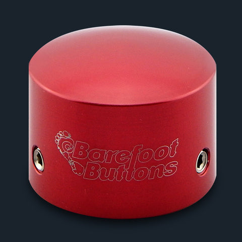 Tallboy Red Barefoot Button