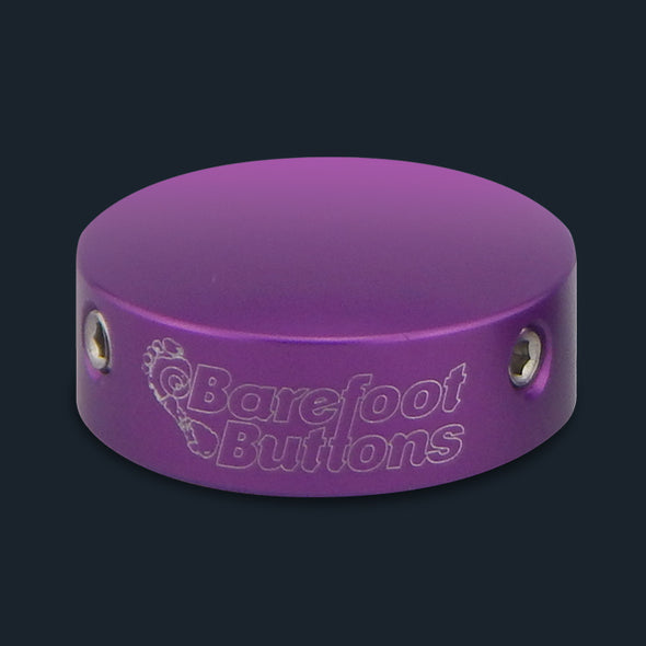 Purple Barefoot Button V1