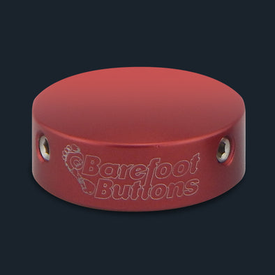 Red Barefoot Button V1