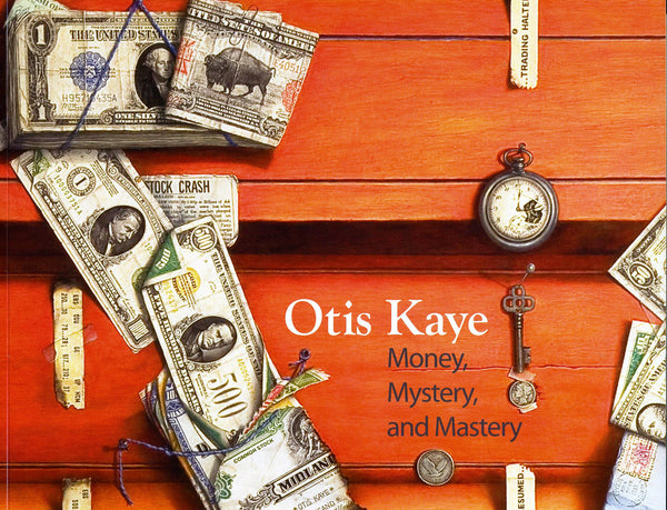 Otis Kaye - Money, Mystery, and Mastery