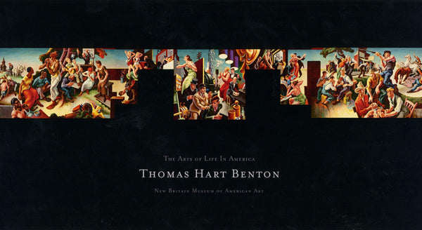 The Arts of Life in America, Thomas Hart Benton