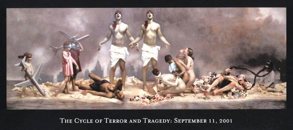 The Cycle of Terror and Tragedy, Graydon Parrish
