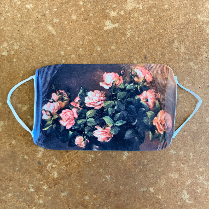Collection Face Mask - Roses