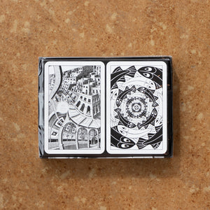 Playing Cards- Escher