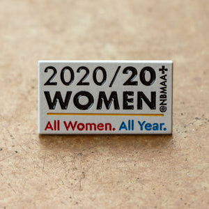 Women 2020 Enamel Pin