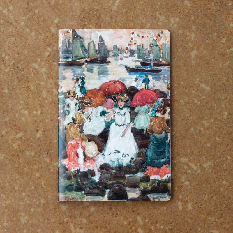 Softcover Journal-Prendergast