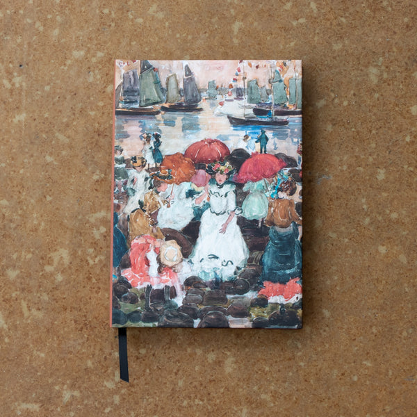 Hardcover Journal- Prendergast