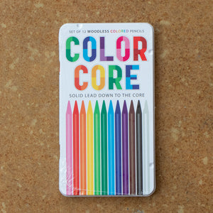 Color Core Pencils