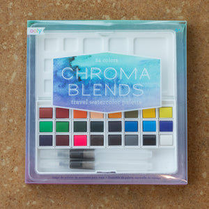 Chroma Blends Watercolors