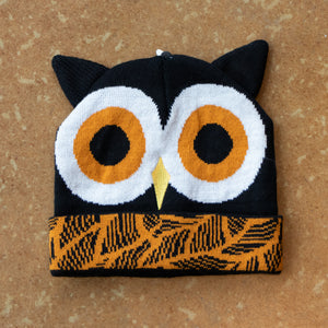 Owl Kid's Critter Hat