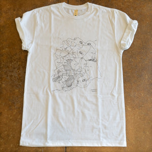 Relaxed Fit T-Shirt - NEW/NOW Shantell Martin