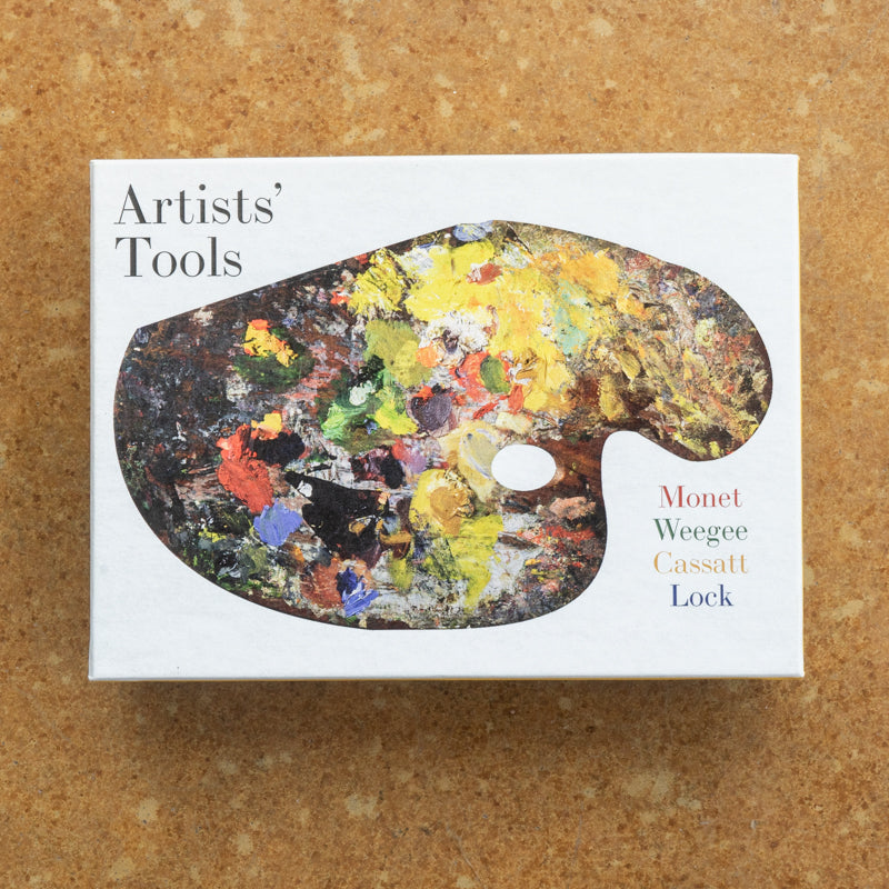 Artists Tools Notecard - Boxed Set