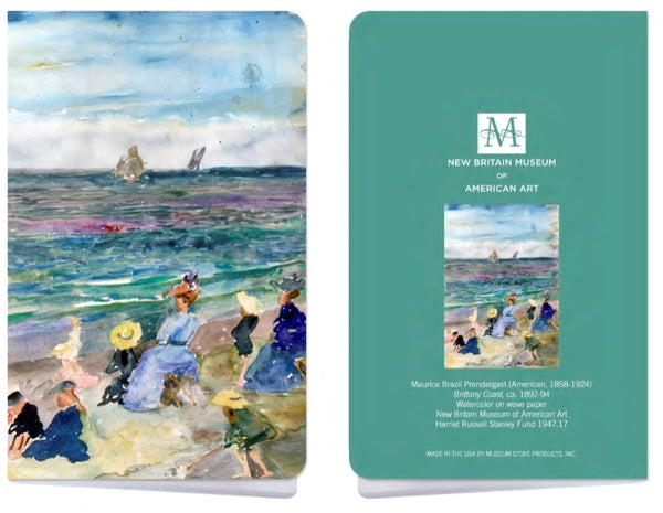 Maurice Prendergast - Mini Notebook Set