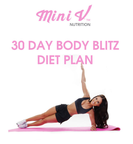 30 Day Body Blitz Diet Plan (Download)