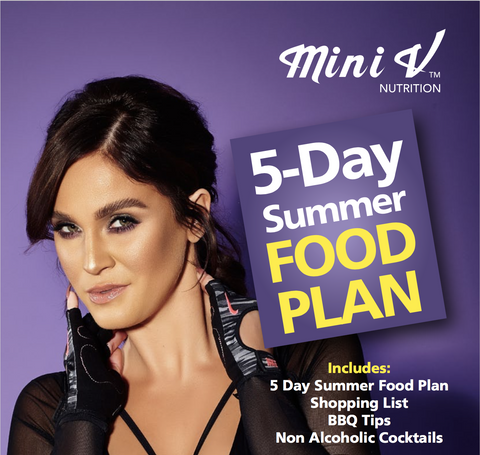 5 Day Summer Plan (Download)