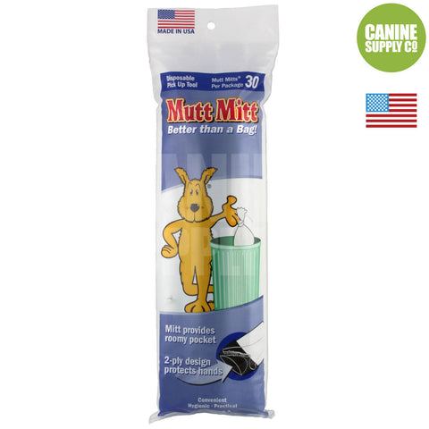 Mutt Mitt 2 Ply Dog Waste Bags | Canine Supply Co.