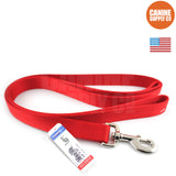 Coastal Pet Red Nylon Dog Leash | Canine Supply Co.