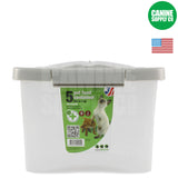 Van Ness™ 5-lb Pet Food Container | Canine Supply Co.