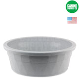Van Ness™ Heavyweight Plastic Crock Dish - Assorted Color