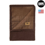 West Paw Design Big Sky Blanket®, Coffee Bean | Canine Supply Co.